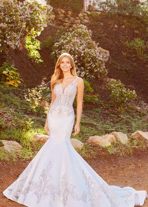 Wedding Dresses Martin Thornburg for Mon Cheri