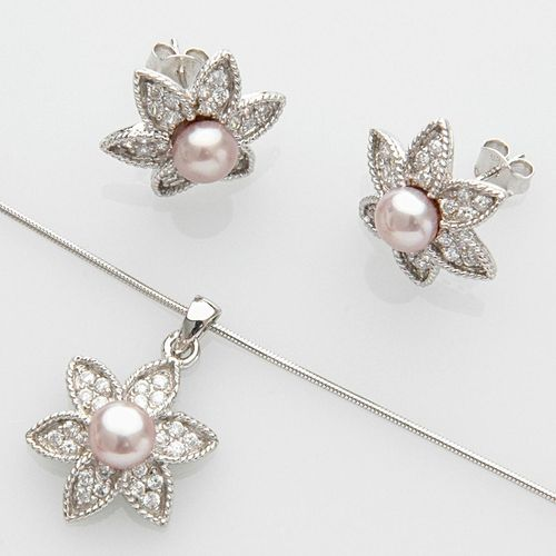 Lilypad Set, Westwood Rocks Jewellery