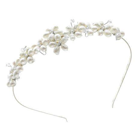 Daisychain tiara, Westwood Rocks