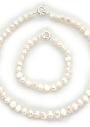 Knotted Pearl Set, Westwood Rocks Jewellery