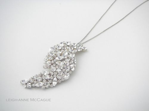 Daphne Necklace, Leigh-Anne McCague