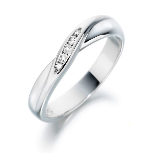 83D94, Smooch Wedding Rings