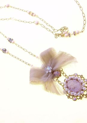 Bowlissima Long Necklace, Leigh-Anne McCague