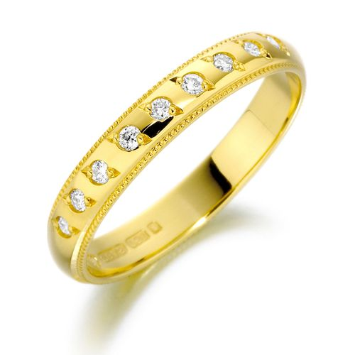 83A11, Smooch Wedding Rings