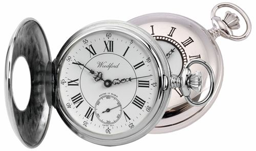 1011, Greenwich Pocket Watch Company