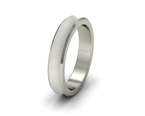 4011, Wedding Ring Workshop Mens