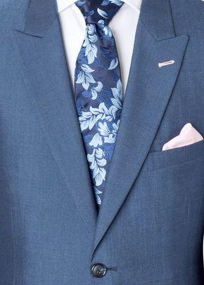 Light Blue Suit 2, King & Allen