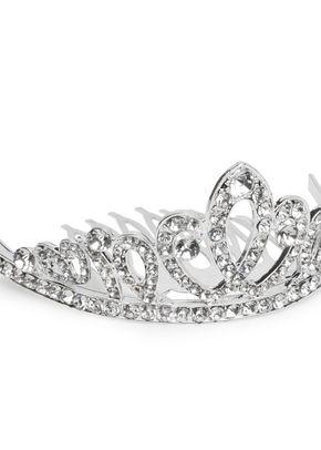 Mini Crown Comb Tiara, Jon Richard