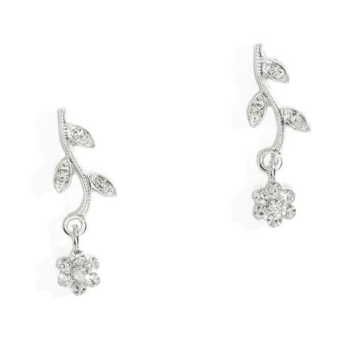 Vine Drop Earrings, Jon Richard Jewellery