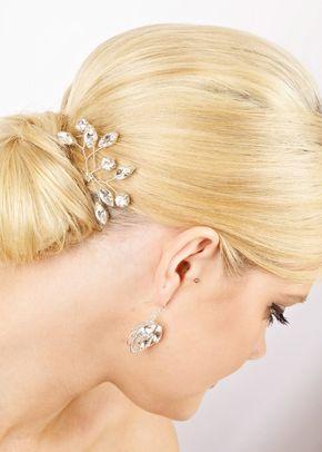 Marquise Hairclip, LHG Designs Headwear