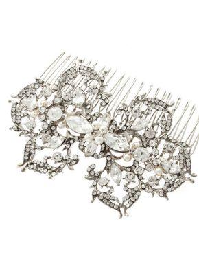 Lace Haircomb, LHG Designs Headwear
