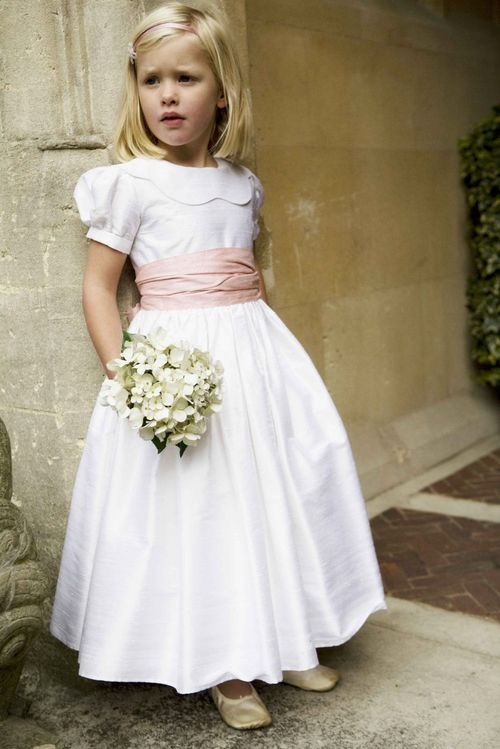 Daisy with Shell Sash, Little Bevan
