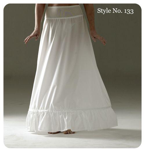 Style 133, Sophie & Grace Pettitcoats