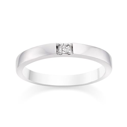 Diamond Wedding Ring 18k White Gold, Diamond Manufacturers