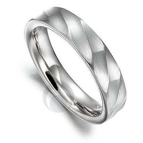 Mens Platinum Wedding Ring, The Platinum Ring Company