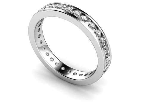 Full Eternity Diamond Rings, Je t'aime