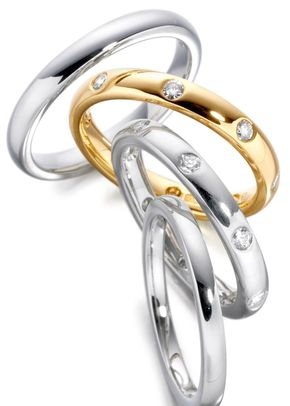 13, Eternal Wedding Rings