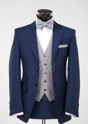 Blue York with bow tie – from Jack Bunneys, Jack Bunneys