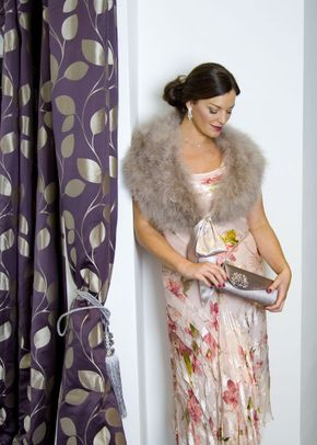 Apricot Crysanth Devoree Cinderella Dress, Chesca