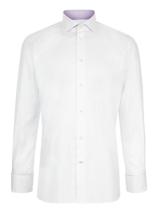 Canfield DC Formal Shirt White, Without Prejudice