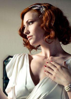Joie De Vivre Bride Art Deco, Stephanie Browne