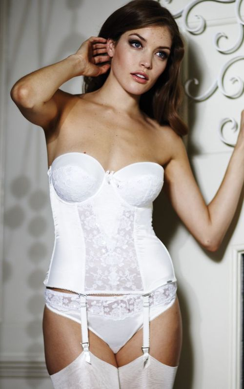 Charnos Belle Basque, The Bra Closet
