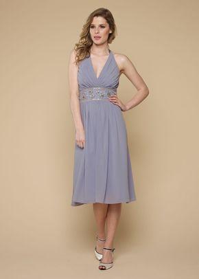 Brogan Embellished Dress in Blue, Monsoon Accessories
