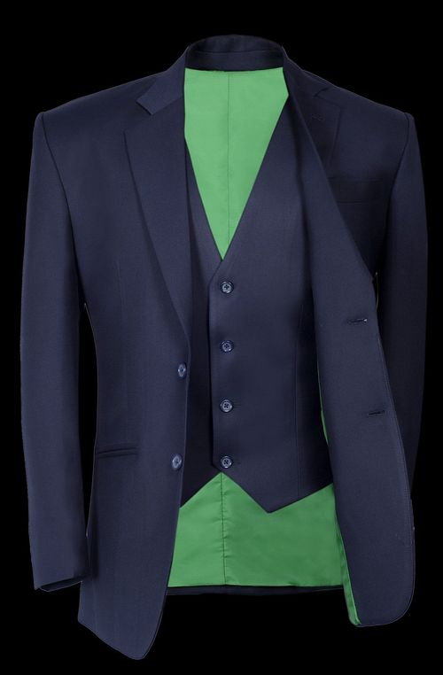 Green, A Suit That Fits