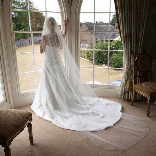 Cambridge Veil, Aye Do Wedding Accessories