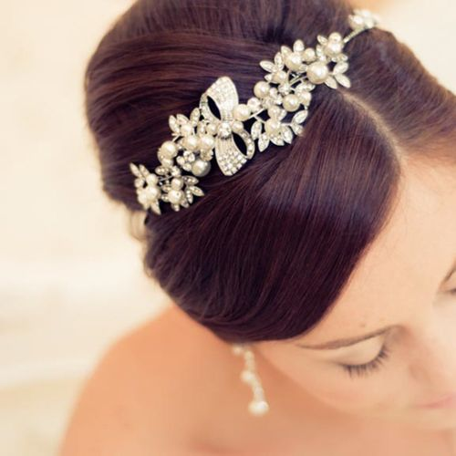 MG905 Wedding Tiara, Aye Do Wedding Accessories