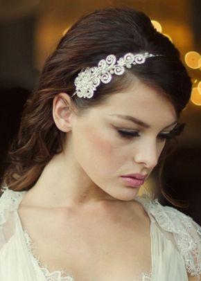 Cecilia Couture Headband, Aye Do Wedding Accessories