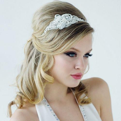 Mabel Headband, Aye Do Wedding Accessories