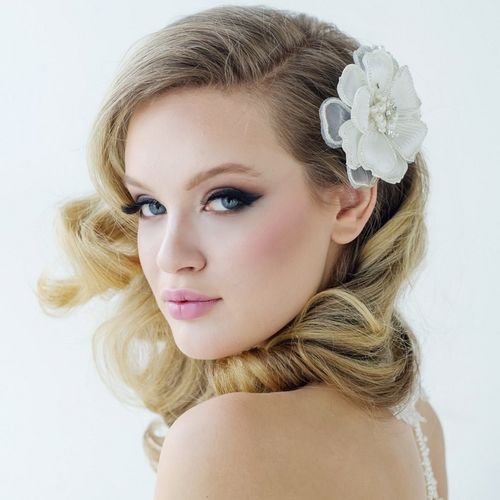 Angeline Pearl Hair Comb, Aye Do Wedding Accessories