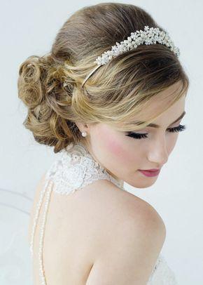 Valentina Pearl Tiara, Aye Do Wedding Accessories
