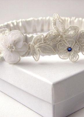 Sapphire Blossom, Aye Do Wedding Accessories