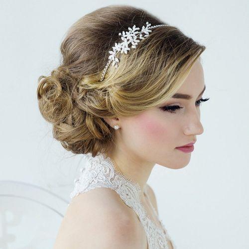 Harmony Pearl Headband, Aye Do Wedding Accessories