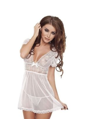 Passion Musca Chemise, Queen Annes Lace