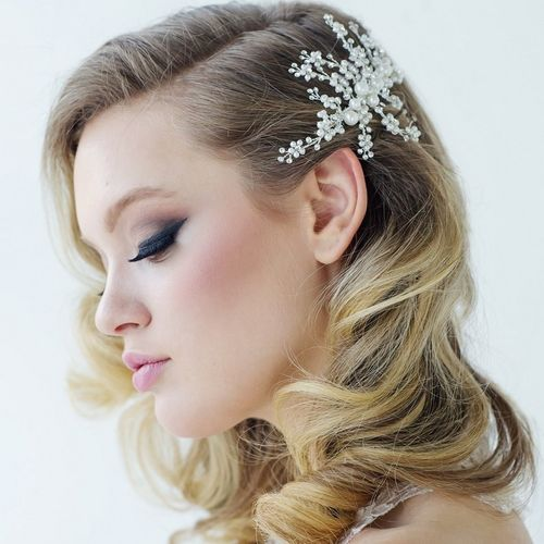 Betsy Hair Comb, Aye Do Wedding Accessories