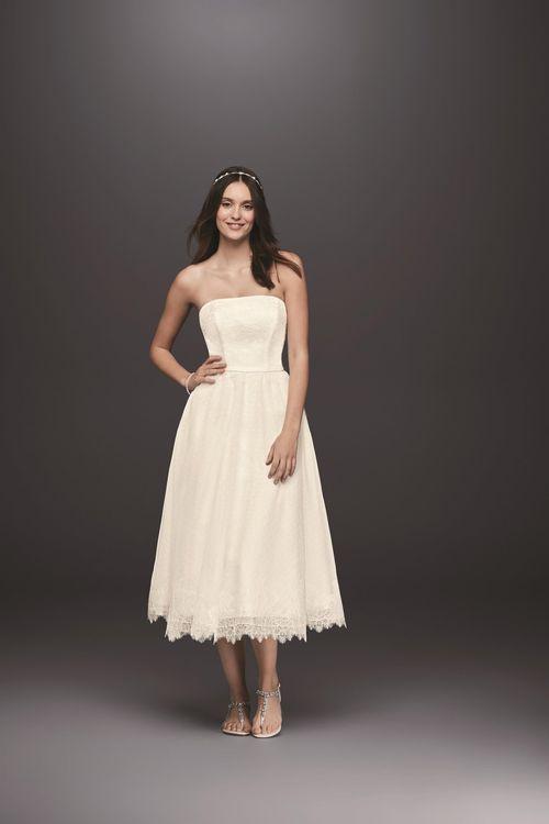 Galina - WG3858, David's Bridal
