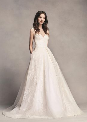 Vera Wang White - VW351318, WHITE by Vera Wang at David's Bridal