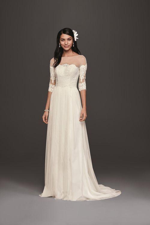 Galina - WG3817, David's Bridal