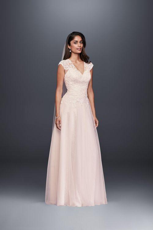 David's Bridal WG3859, David's Bridal