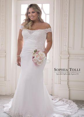 Y21820 - Plus, Sophia Tolli