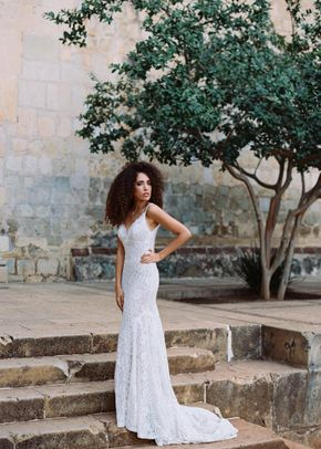 Dahlia, Wilderly Bride