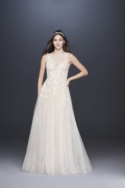 Melissa Sweet MS 251197, David's Bridal