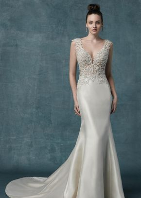 Janelle, Maggie Sottero