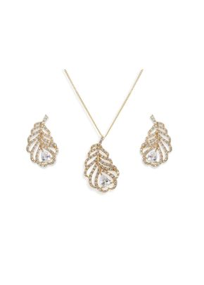 Long Island Gold Set, Ivory & Co Jewellery