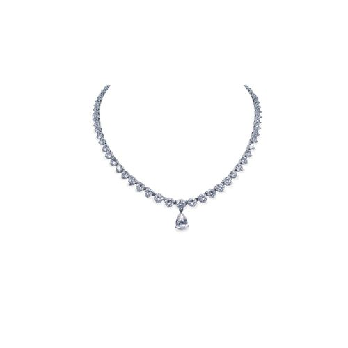 Imperial Necklace, Ivory & Co Jewellery