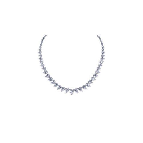 Manhattan Necklace, Ivory & Co Jewellery