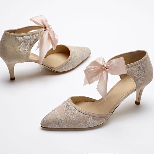 Betty Anne Blush ribbon, Diane Hassall